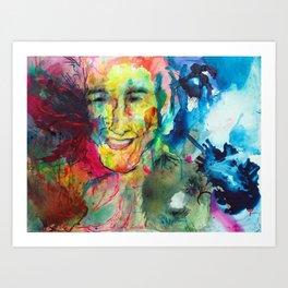 ME? Art Print