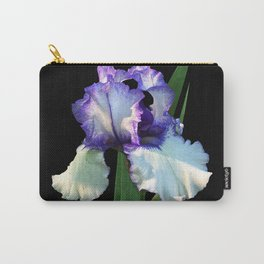 Iris 'Freedom Song' on black Carry-All Pouch