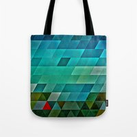 road Tote Bags featuring road by Spires