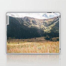 Hala Kondratowa Mountain Valley Landscape Laptop & iPad Skin