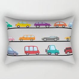 Cars Rectangular Pillow