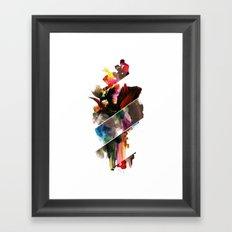 color study 2 Framed Art Print