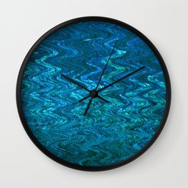 Water... Wall Clock