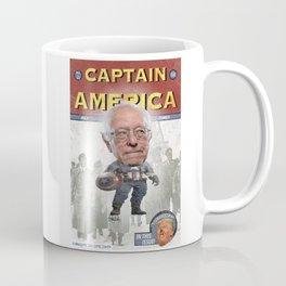 Captain Bernie versus the Orange Skull Coffee Mug