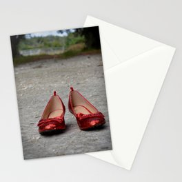 We Aren't In Kansas Anymore Stationery Cards