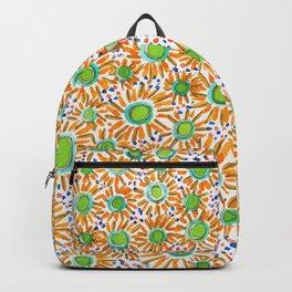 Full Sunshine Pattern Backpack