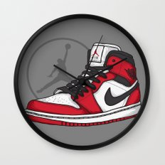 Jordan 1 OG (Chicago) Wall Clock