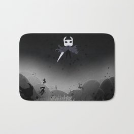 Hollow Knight in the Abyss Bath Mat