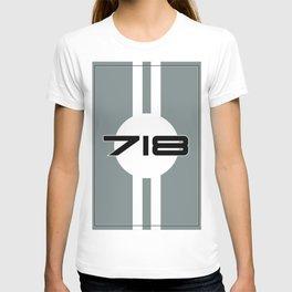 718 Racing Design T-shirt