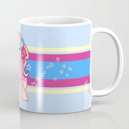 Miniature Rainbow Powered Pinkie Pie Coffee Mug