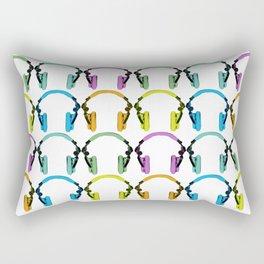 Crank It Rectangular Pillow