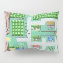 Dreams of Viridian City - Kanto Pillow Sham