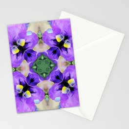 Parma Violet Stationery Cards