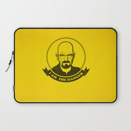 Walter White - I am the danger Laptop Sleeve