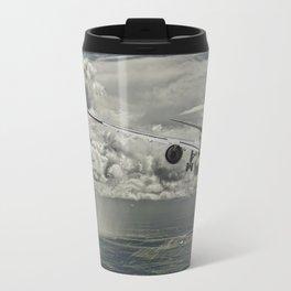 Stormy approach Travel Mug