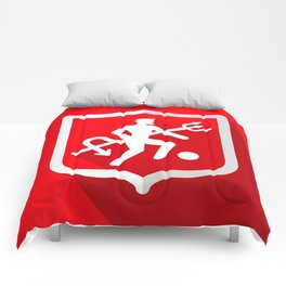 America de Cali Comforters