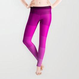 pink fade pattern home decor Leggings
