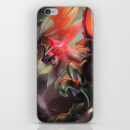 Silvally iPhone Skin