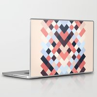 coral Laptop & iPad Skins featuring CORAL by Sorbetedelimon