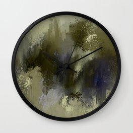 Natural Expressions 2 Wall Clock