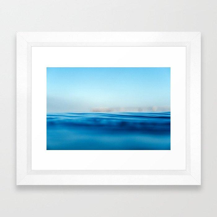 Venice Pier Framed Art Print