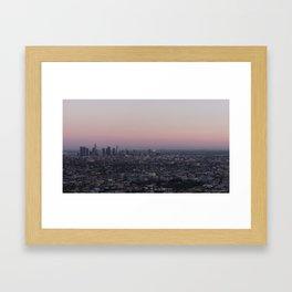 la devotee Framed Art Print