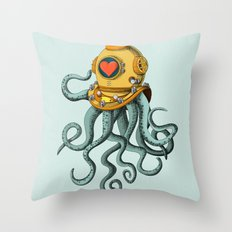 I'm falling in love with you? Throw Pillow