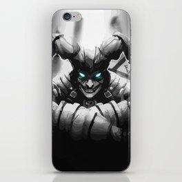 Shaco iPhone Skin