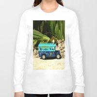 bar Long Sleeve T-shirts featuring Jazz bar by Bitifoto