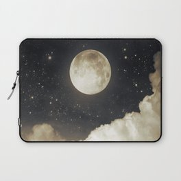 Touch of the moon I Laptop Sleeve