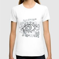 third eye T-shirts featuring third eye by yogivette