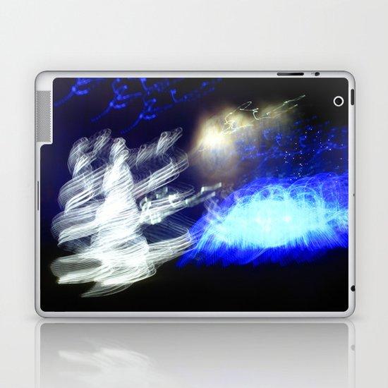 Snow Queen Disco Laptop & iPad Skin