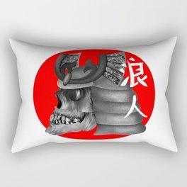Ronin Samurai Rectangular Pillow