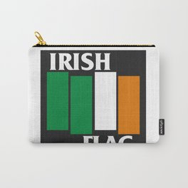 Irish Flag Carry-All Pouch