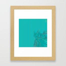 C H I L D Framed Art Print