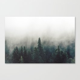 Finding Heaven - Nature Photography Canvas Print