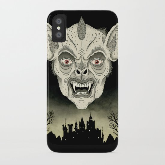 The Undead iPhone Case