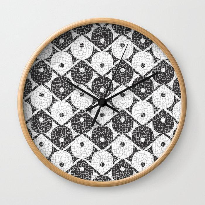 Barra da Tijuca - Calçadão Wall Clock