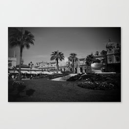 Casino Canvas Print