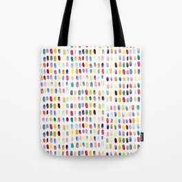 A brush of color Tote Bag