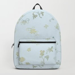 Fancy Flowers Backpack