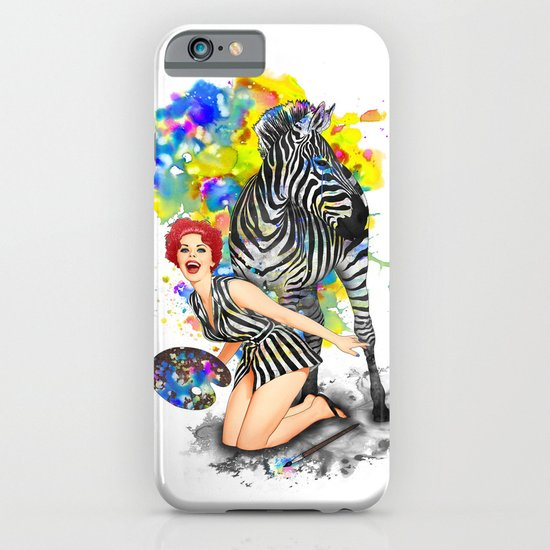 Colorphobia iPhone & iPod Case