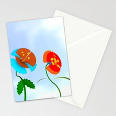 WHAT THE BEES SEE Stationery Cards