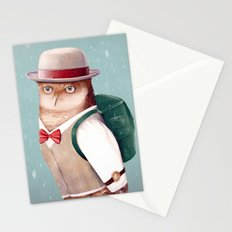 Going Home For Christmas Stationery Cards