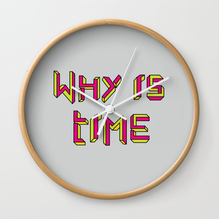 Why is Time Wall Clock