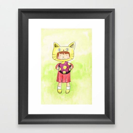 Child's Play Framed Art Print