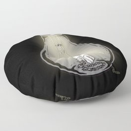 Divination Witch Floor Pillow