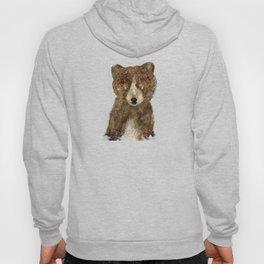 little brown bear Hoody