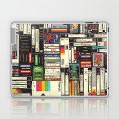 Cassettes, VHS & Atari Laptop & iPad Skin