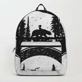 Wild Friends Backpack